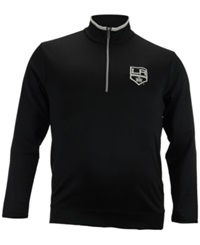 Antigua Men's Los Angeles Kings Quarter Zip Pullover