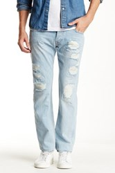 Gilded Age Distressed Jean Blue