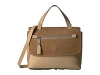 Marc Jacobs The Waverly Small Top Handle Camel Handbags Tan
