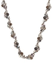Konplott Petit Glamour Necklace Grey Antique Silvercoloured