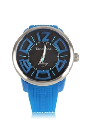 Tendence Fantasy Fluorescent Watch Blue
