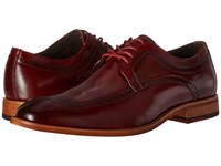 Stacy Adams Dwight Moc Toe Oxford Red Men's Lace Up Moc Toe Shoes