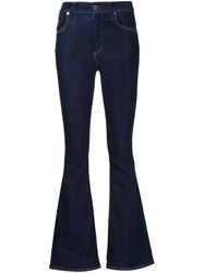 Citizens Of Humanity Boot Cut Jeans Blue