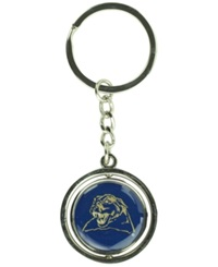 Aminco Pittsburgh Panthers Spinning Keychain Silver