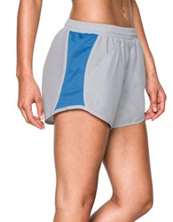 Under Armour Fly By Lightweight Shorts Glacier Grey