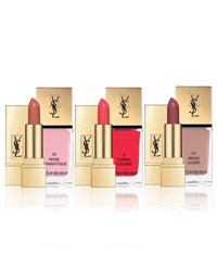 Saint Laurent Limited Edition Kiss And Love Collection Lip Nail Set