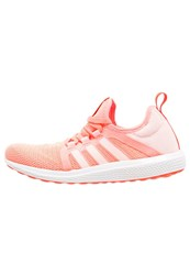Adidas Performance Cc Fresh Bounce Cushioned Running Shoes Sun Glow Halo Pink Super Orange Apricot