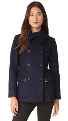 Mackage Phoebe Coat Navy