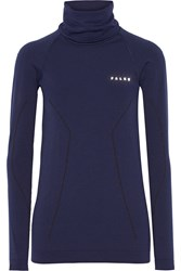 Falke Ergonomic Sport System Stretch Jersey Turtleneck Top