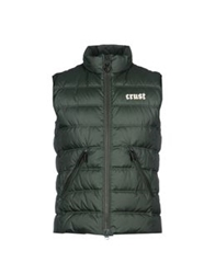 Crust Down Jackets Blue