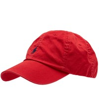 Polo Ralph Lauren Classic Baseball Cap Red