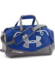 Under Armour Undeniable Synthetic Holdall Blue