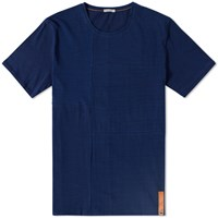 Nudie Jeans Nudie Patched Tee Blue