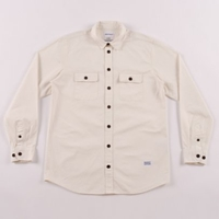 Norse Project Heavy Villads Shirt Offwhite