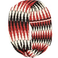 The North Circular Eternity Scarf Mercury Red