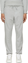Y 3 Heather Grey Lounge Pants