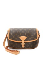 Wgaca Louis Vuitton Monogram Sologne Bag Previously Owned