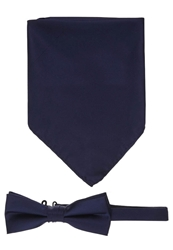 Selected Homme Bow Tie Navy Dark Blue