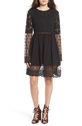 Somedays Lovin Women's Crystal Visions Lace And Eyelet Dress