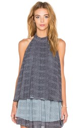 Whitney Eve Oval Top Gray