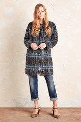 Ottod'ame Alpina Tweed Coat