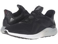 Adidas Alpha Bounce Core Black Silver Metallic White Men's Running Shoes