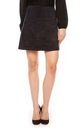 Sanctuary Women's 'Easy Mod' Faux Suede Miniskirt