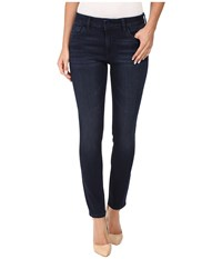 Dl1961 Margaux Mid Rise Ankle Skinny In Element Element Women's Jeans Navy