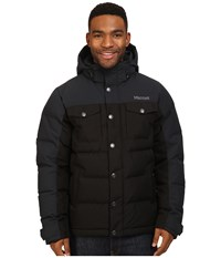 Marmot Fordham Jacket Black Men's Coat