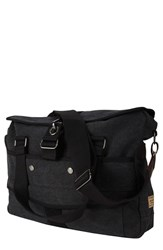 Men's A. Kurtz 'Cottonwood' Messenger Bag Black