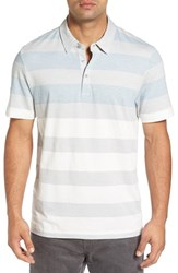 Travis Mathew Men's Mercer Trim Fit Golf Polo