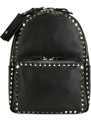 Valentino Garavani 'Rockstud' Backpack Black