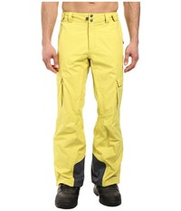 Columbia Ridge 2 Run Ii Pant Mineral Yellow Men's Outerwear