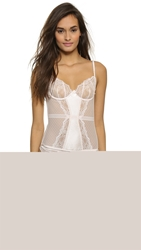 Stella Mccartney Mia Loving Corset Floral White