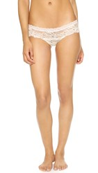 Hanky Panky Dutchess Hipster Briefs Marshmallow