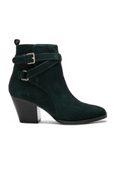 Matiko Amie Booties Dark Green