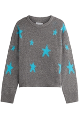 Zadig And Voltaire Markus Printed Cashmere Pullover