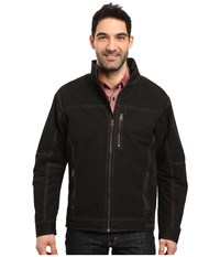 Cinch Twill Canvas Jacket Black Men's Coat