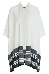 Vince Wool Cashmere Cardigan White