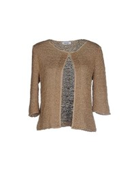 Base London Base Knitwear Cardigans Women Khaki