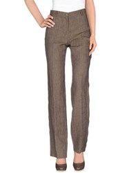 Fabiana Filippi Trousers Casual Trousers Women Khaki
