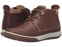 Ecco Chase Ii Bootie Cocoa Brown Whisky Women's Lace Up Boots