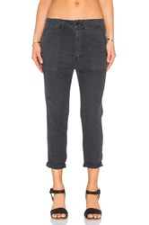The Great Slouch Armies Pant Charcoal