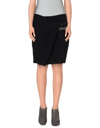 Belstaff Mini Skirts Black