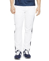 Ralph Lauren Polo Sport Cotton Blend Pique Track Pant Pure White