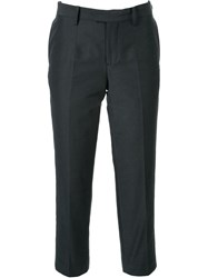 Undercover Cropped Pants Black