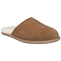 Ugg Scuff Sheepskin Mule Slippers Chestnut