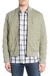 Men's Victorinox Swiss Army Reversible Quilted Bomber Jacket