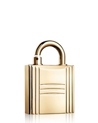 Hermes Refillable Lock Spray Gold Tone