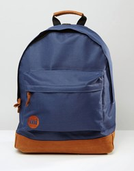 Mi Pac Classic Backpack In Navy Navy